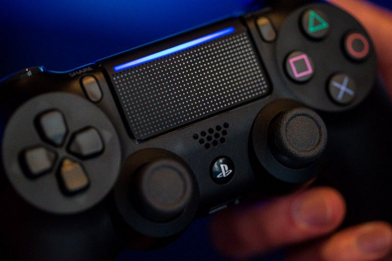 DualShock от PlayStation 4