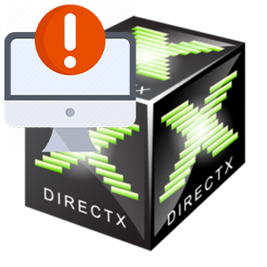 Ошибка DirectX или .NET Framework