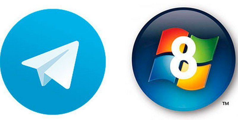 Telegram для Windows 8